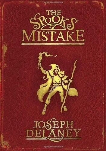 Okładka książki The Spook's Mistake