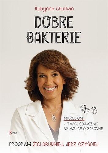 Okładka książki Dobre bakterie