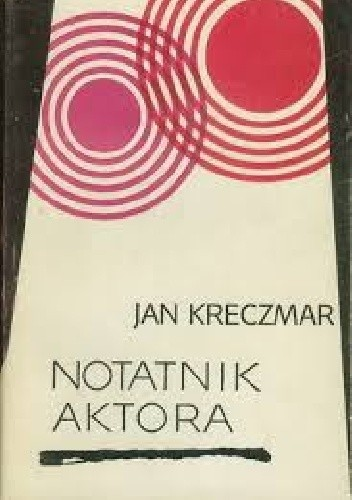 Okładka książki Notatnik aktora
