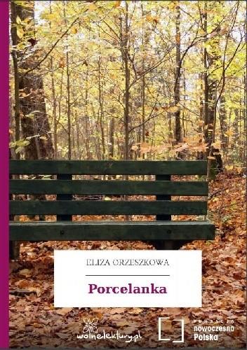 Okładka książki Porcelanka