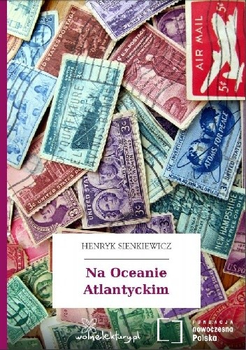 Okładka książki Na Oceanie Atlantyckim