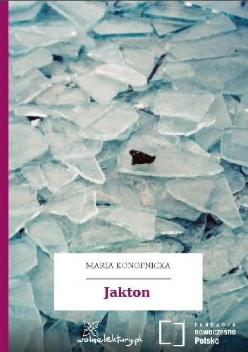 Okładka książki Jakton