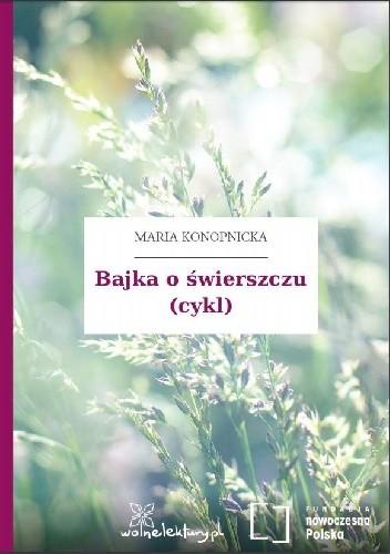 Okładka książki Bajka o świerszczu (cykl)