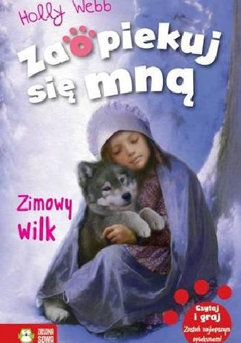 Okładka książki Zimowy Wilk