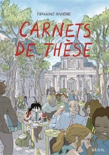 Okładka książki Carnets de thèse