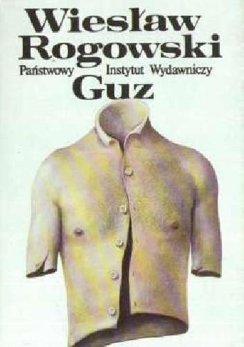 Okładka książki Guz