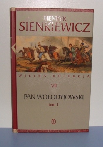 Okładka książki Pan Wołodyjowski tom 1