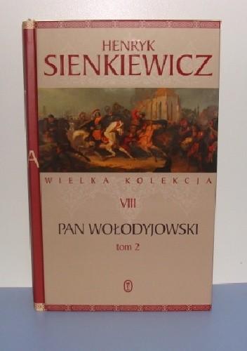 Okładka książki Pan Wołodyjowski tom 2