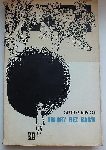 Okładka książki Kolory bez barw