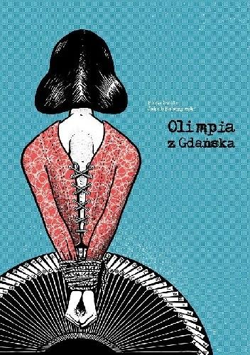 Okładka książki Olimpia z Gdańska