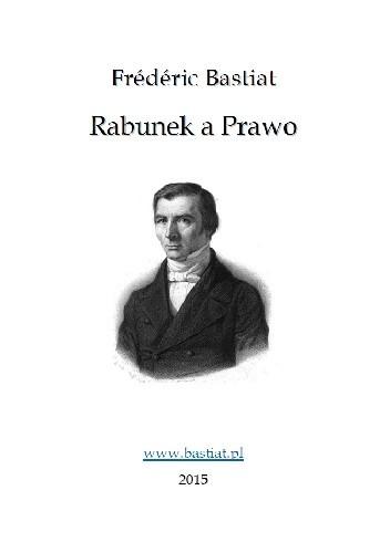 Okładka książki Rabunek a Prawo