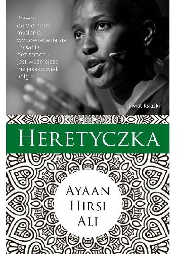 Okładka książki Heretyczka