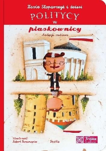 Okładka książki Politycy w piaskownicy