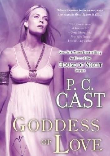 Okładka książki Goddess of Love