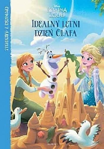 Okładka książki Idealny letni dzień Olafa