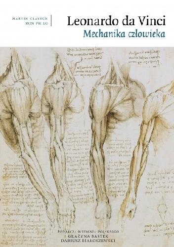 Okładka książki Leonardo da Vinci. Mechanika człowieka
