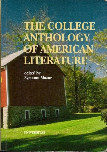 Okładka książki The College Anthology of American Literature