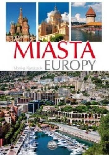 Okładka książki Miasta Europy