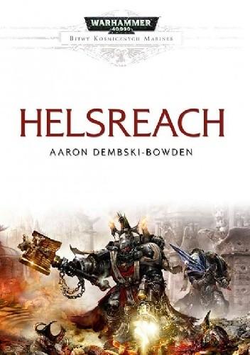 Okładka książki Helsreach