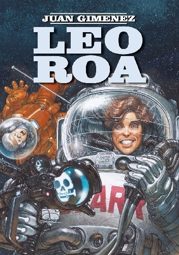 Okładka książki Leo Roa