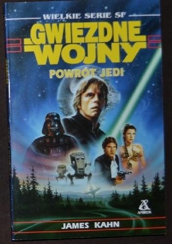 Okładka książki Powrót Jedi