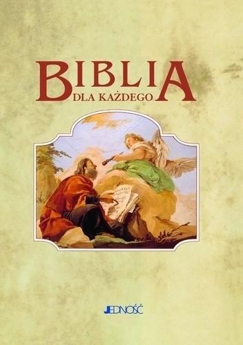 Okładka książki Biblia dla każdego - tom VII