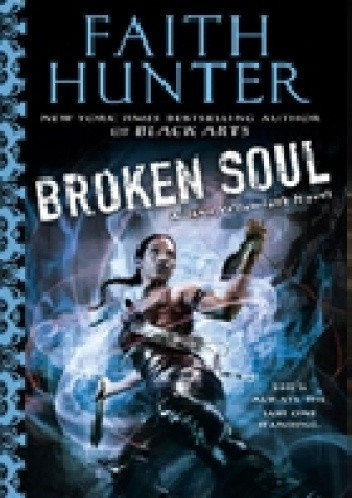 Okładka książki Broken Soul