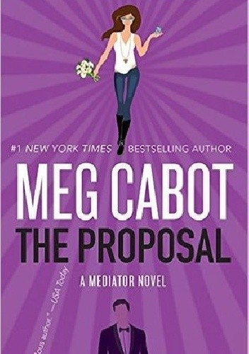 Okładka książki The Proposal: A Mediator Story