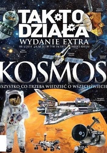 Okładka książki Kosmos wydanie extra 1/2014