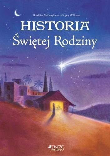 Okładka książki Historia Świętej Rodziny