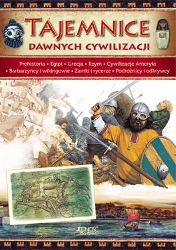 Okładka książki Tajemnice dawnych cywilizacji