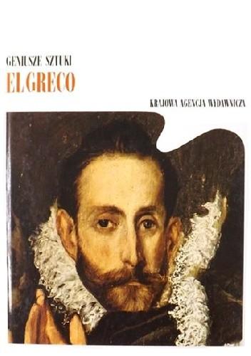 Okładka książki El Greco