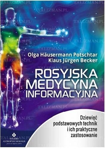 Okładka książki Rosyjska medycyna informacyjna