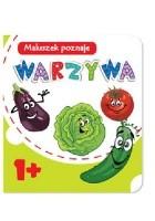Maluszek poznaje. Warzywa