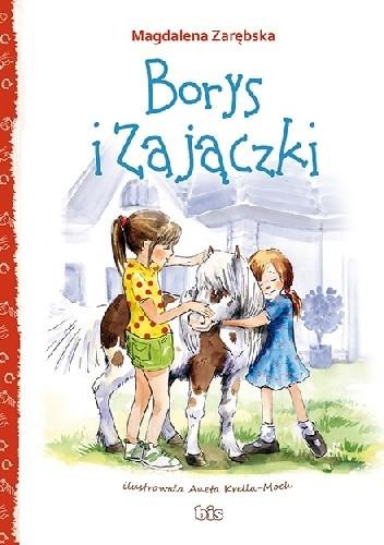 Okładka książki Borys i Zajączki