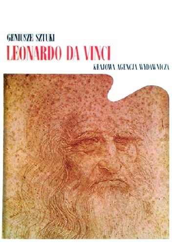Okładka książki Leonardo da Vinci