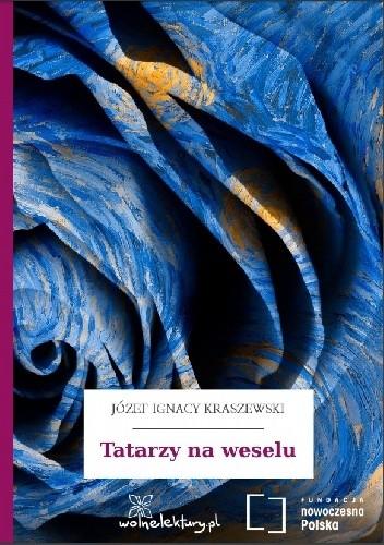 Okładka książki Tatarzy na weselu