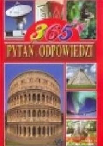 Okładka książki 365 pytań i odpowiedzi