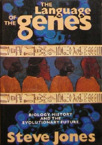 Okładka książki The Language of the Genes
