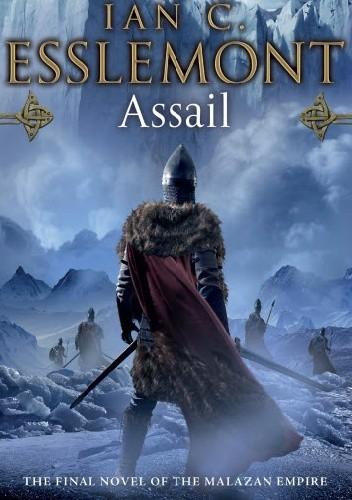 Okładka książki Assail