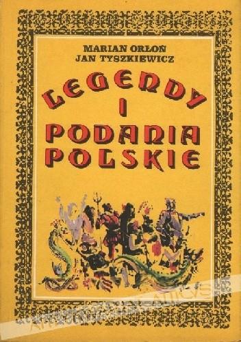 Okładka książki Legendy i podania polskie