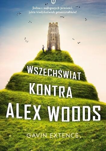 Okładka książki Wrzechświat kontra Alex Woods