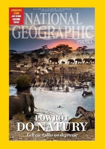 Okładka książki National Geographic 01/2016 (196)