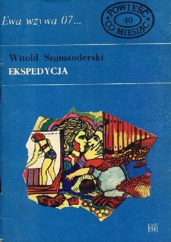 Okładka książki Ekspedycja
