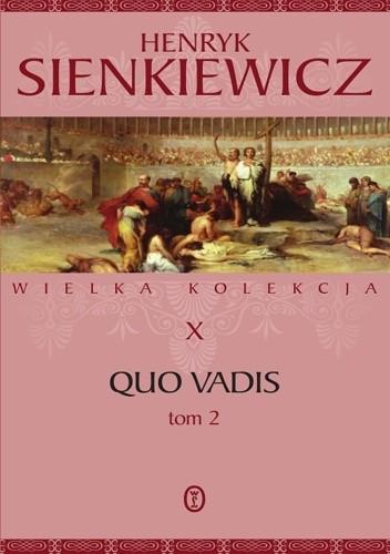 Okładka książki Quo vadis tom 2