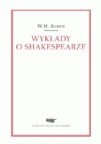 Okładka książki Wykłady o Shakespearze