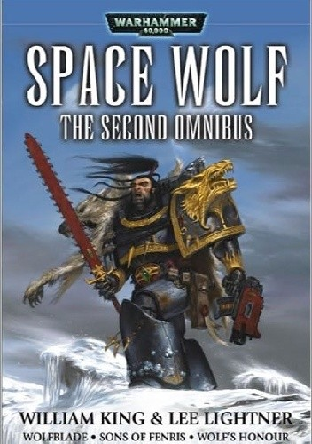 Okładka książki Space Wolf: The Second Omnibus
