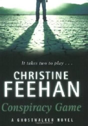 Okładka książki Conspiracy Game