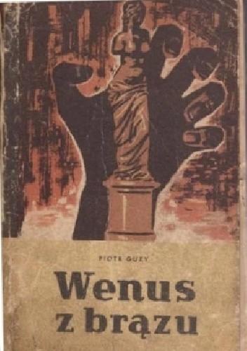 Okładka książki Wenus z brązu
