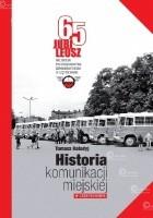 Historia komunikacji miejskiej w Częstochowie
